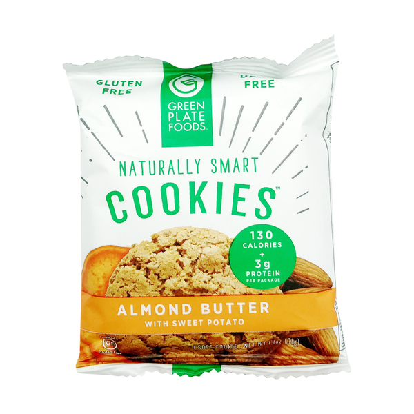 Sweet Potato Almond Butter Cookie, 1.1 oz