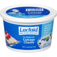 Lactaid 4% Cottage Cheese - 16oz