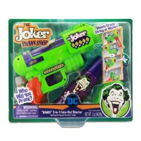 The Joker Prank Shop - 2-in-1 Fake-Out Blaster - Prank Toy - Ages 5+