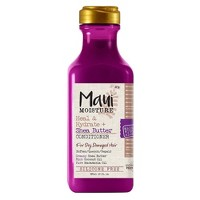 Maui Moisture Heal & Hydrate + Shea Butter for Dry Damaged Hair Conditioner - 13 fl oz