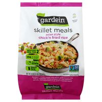 Gardein Asian Style Chick n Fried Rice Deliciously Meat Free Skillet Meals