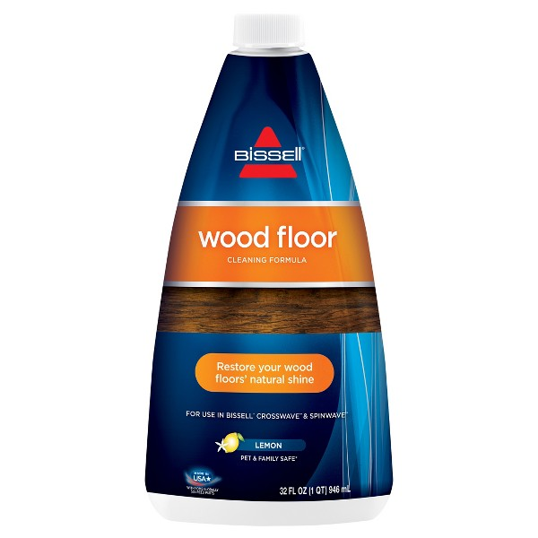 BISSELL Wood Floor Formula for CrossWave & SpinWave