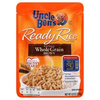 Uncle Ben'S READY RICE Whole Grain Brown