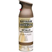 Rust-Oleum Universal All Surface Metallic Aged Copper Spray Paint and Primer in 1, 11 oz