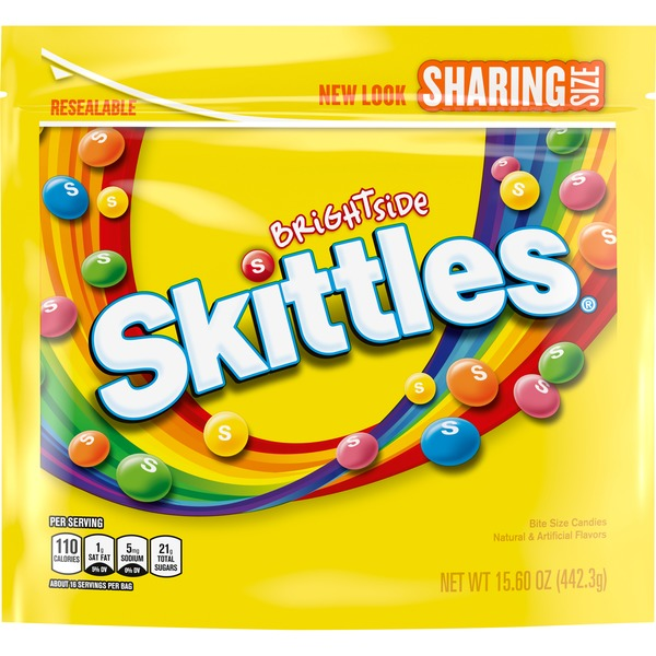 Skittles Brightside Sharing Size Candy