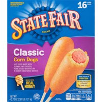 State Fair® Meat Corn Dog, 16 count