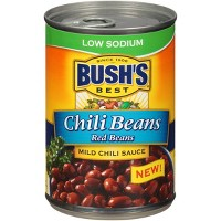 Bush's Low Sodium Mild Chili Beans - 15oz