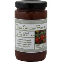 New Canaan Farms Natural Strawberry Jam