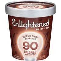 Enlightened Frozen Dessert Triple Shot Espresso