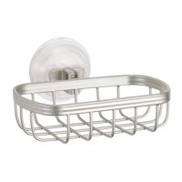 Better Homes & Gardens Satin Suction Soap Dish