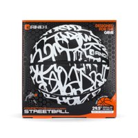 AND1 FANTOM GRAFFITI (BLACK/WHITE)