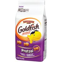 Pepperidge Farm Goldfish Pretzel Crackers, 8 oz. Bag