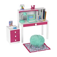My Life As Desk Play Set for 18