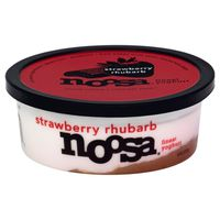 noosa Strawberry Rhubarb Yogurt