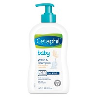 Cetaphil Baby 2-in-1 Hair Shampoo And Body Wash - 13.5oz