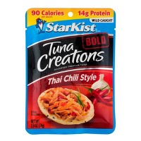 StarKist Tuna Creations BOLD Thai Chili Style Pouch - 2.6 oz