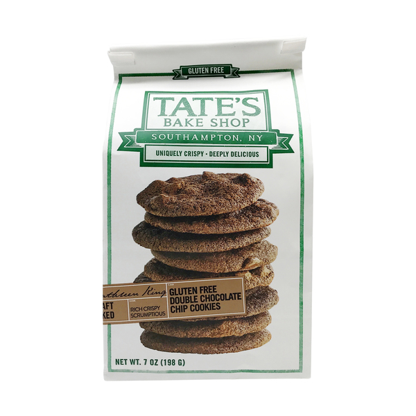 Gluten Free Double Chocolate Chip Cookies, 7 oz