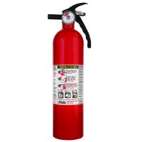 Kidde 1a10bc basic use fire extinguisher, 2.5 lbs. 6 Pack.