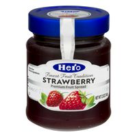 Hero Fruit Spread, Premium, Strawberry
