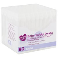 Parent's Choice Baby Safety Swabs, 80 Count