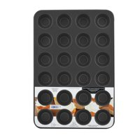 Mainstays 24-Cup Nonstick Mini Muffin Pan