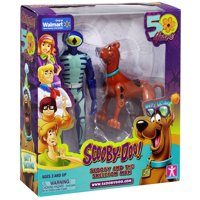 Scooby-Doo Scooby & The Skeleton Man Action Figures