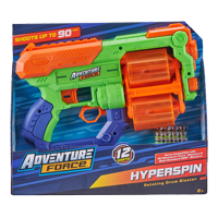 Adventure Force Hyperspin Rotating Drum Blaster