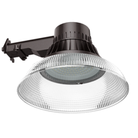 Honeywell 10000 Lumen Wired Outdoor Security LED Barn Light