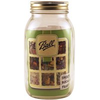 Ball 1 Quart Regular Mouth Art Smooth Jar