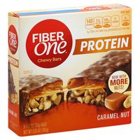 Fiber One Protein Bar, Caramel Nut Chewy Bars