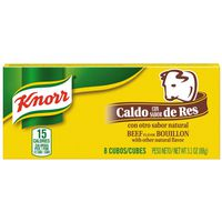 Knorr Cube Bouillon Beef