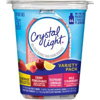 Crystal Light On The Go Variety-Pack, 44 ct