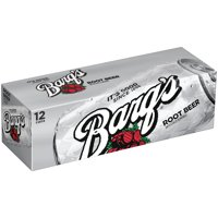 Barq's Root Beer Soda, 12 Fl. Oz., 12 Count