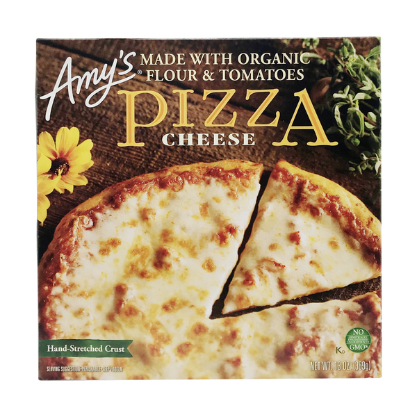 Amy's kitchen Cheese Pizza, 13 oz