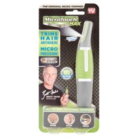 MicroTouch Max 5-in-1 Personal Hair Trimmer for Men by As Seen on TV