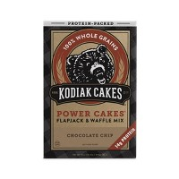 Kodiak Cakes Power Cakes Chocolate Chip Flapjack & Waffle Mix- 18oz