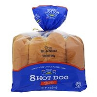 Hill Country Fare Enriched Hot Dog Buns