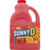 Sunny D Citrus Punch Orange Strawberry