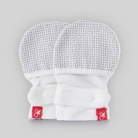 Goumi Baby Mittens & Boots - Gray 0-3M