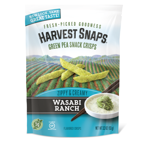 Harvest Snaps Snapea Crisps Wasabi Ranch From Kroger In Dallas Tx