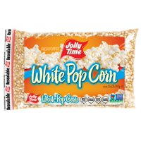 Jolly Time White Popcorn Kernels, 32 Oz. Bag