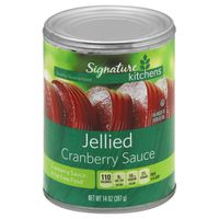 Signature Kitchens Cranberry Sauce, Jellied
