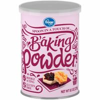 Kroger Baking Powder