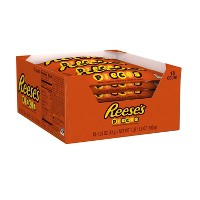 Reese's Pieces Peanut Butter Candy - 1lb/18ct