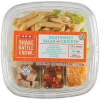 H-E-B Green To Go Southwest Chicken Salad