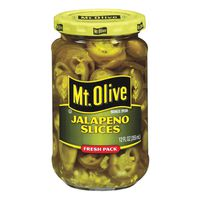 Mt. Olive Fresh Pack Jalapeno Slices