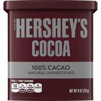 Hershey's. Natural Unsweetened Cocoa
