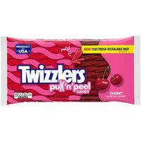 Twizzlers Pull'n'Peel Candy Cherry