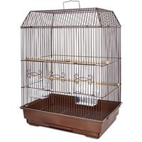 You And Me Parakeet Habitat 16.5L x 11.8W x 22H in