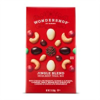 Jingle Blend Indulgent Trail Mix - 2.1oz - Wondershop™